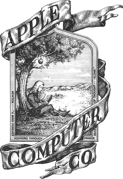 Original Apple Logo (first)