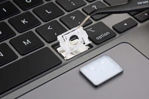 16 Inch MacBook Pro Keys