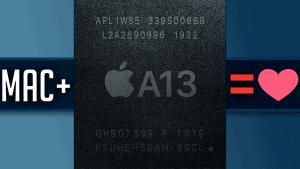 Bionic CPU in Mac