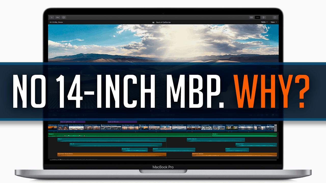 14 Inch MacBook Pro MockUp
